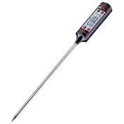 Thermometer Digital Kitchen Thermometer Kitchen Easy to Use and Clean with instantaneous reading for Grid Sweet Meat