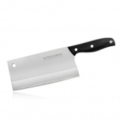 SPEVORIX 18cm Stainless Steel Chinese Chefs Knife Vegetable Meat Cleaver Multipurpose Use for Home Kitchen or Restaurant with Gift Box