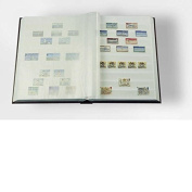 Leuchtturm1917 - Stamp Collectors' Folder with 64 White Pages, A4, Assorted Colours