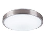 ZHMA 20cm LED Ceiling Light, Natrual White, 8W 680LM 60W Incandescent (18W Fluorescent) Bulbs Equivalent, Round Flush Mount Lighting, Ceiling Dwon lighting for Kitchen Bathroom Dining Room