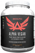 IM SO ALPHA   ALPHA VEGAN   Plant Based Protein With Glutamine & BCAA'S   1kg