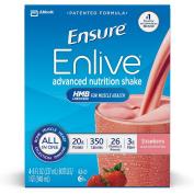 Ensure Enlive Nutrition Shake, Strawberry