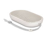 B & O PLAY by Bang & Olufsen Beoplay P2 Portable Bluetooth Speaker with Built-In Microphone, Sand Stone