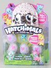 Hatchimals - CollEGGtibles - 4-Pack + Bonus (Styles & Colours May Vary) by Spin Master