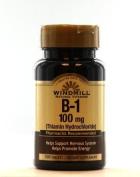 Windmill Vitamin B-1 TABS 100 MG WMILL Size