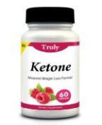 Truly- Raspberry Ketones- Capsules - All Natural Weight Loss Supplement, Max Strength Plus Appetite Suppressant Diet Pills, Premium Lean Health Extract to Boost Energy & Metabolism
