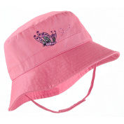 Coolibar Infant Embroidered Bucket Sun Hat - UPF50+ Sun Protection
