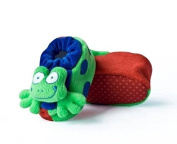 Baby Shoes Baby Shoes Slippers Non-slip Kids Shoes 0-24 Months Frog Green