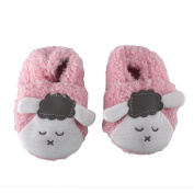 Philna12 Infant Cotton Slipper Boots Antiskid Warm Soft Sneaker Crib Sheep Baby Toddler Shoes