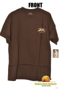 Duck Commander - Ake Skull - Arise Eat Kill Brown Duck Hunting T-shirt Dynasty - X-Large