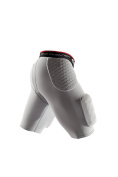 McDavid Hex Gridle With Hard Shell Thigh Guard Grey