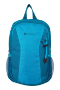 Mountain Warehouse Dash 10L Backpack - Durable Bag with Bungee Cord Attachment & Elasticised Exterior Bottle Pockets - Ideal for the Outdoors