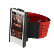 Ezio Interchangeable System for Apple iPod Nano 7 Generation Sport Arm Band/Watch Strap/Smart Clip - Multicoloured