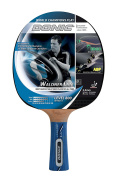 Donic Schildkröt 754882 Waldner 800 Table Tennis Racket with ABP Technology and Ergonomic Grip, Wood/Natural, One Size