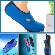 Beach Socks FYHAP Wetsuits Premium Neoprene Water Fin Sock Perfect for Barefoot Water Sports Snorkelling Diving Swimming Surfing and Yoga