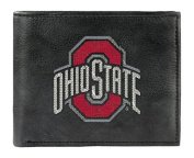 NCAA Embroidered Billfold Wallet