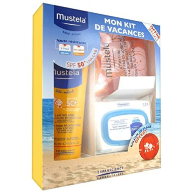 Mustela My Holidays Kit