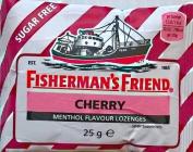 Fishermans Friend Cherry - 48 x 25gm