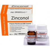 Zinconol Polymer Reinforced Zinc Oxide Eugenol ZOE Dental Restorative Cement