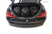 CARFIT BAGS TROLLEY BAGSMERCEDES CLA COUPE, 2013- CAR-BAGS - KJUST
