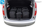CAR FIT BAGS TO SKODA ROOMSTER, 2006- KJUST