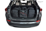TAILOR MADE TRUNK BAGS SYSTEM TO for Hyundai TUCSON, 2015- - KJUST