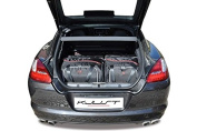 TAILOR MADE TRUNK BAGS SYSTEM TO PORSCHE PANAMERA 2013- - KJUST