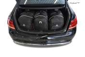 KJUST - TRAVEL CAR FIT BAGS SYSTEM MERCEDES E COUPE, W212, 2009-
