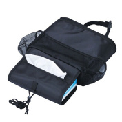 BoodTag Multifunction Car Storage Bag Insulated Organiser Auto Back Seat