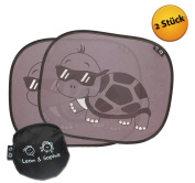 Laneta Leon and Sophie Car Sun Shade Baby Sun Shade for Car Window