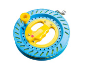 Kite Reel Winder Blue with 270m Durable String, Connector is Ready