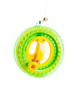 Kite Reel Winder Green with 270m Durable String, Connector is Ready