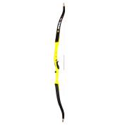 Jandao TZXL Metal Riser Archery Recurve Bow Yellow Riser