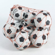 Football/Basketball Storage Bag Draw Cord Mesh Holdall Sack Ball Carry Net Only