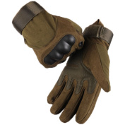 Men's Outdoor Cycling Training Driving Fall Winter Full Gloves