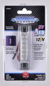 Shoreline Marine LED Utility Strip Light, Ultra Violet, 10cm
