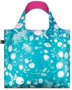 LOQI SEED Teal Shopping Bag