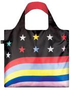 LOQI TRAVEL Stars and Stripes Shopping Bag