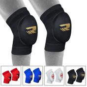 RDX Knee Support Brace Protector Foam Pads Guard Wraps Elasticated Shield
