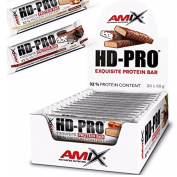HD-Pro Exquisite Protein Bar 20 x 60gr Toffee Chocolate
