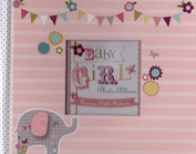 Baby Girl Photo Album