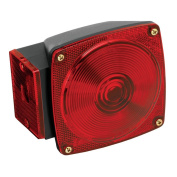 Wesbar 2523023 Trailer Light; 7-Function; Submersible; Under 200cm .; LH[Driver] Side; Package;
