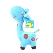 Philna12 Baby Kid Gift Animal Dolls Toy Cute Giraffe Soft Plush Toy
