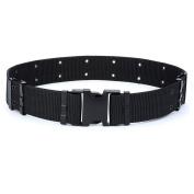 Goodwish 5.7cm Police Security Tactical Belt Combat Gear Military Adjustable Utility Nylon Heavy Duty Belt SWAT - Quick Release Belt for Outdoor