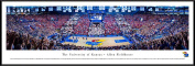Kansas Basketball - Battle Of The Blue - Blakeway Panoramas College Sports Posters
