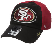 NFL Women's Sparkle Two Tone Clean Up Adjustable Hat