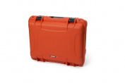 Nanuk 933 Waterproof Hard Case with Padded Dividers - Orange