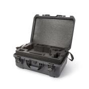 Nanuk 940-RON7 Waterproof Hard Case with Foam Insert for DJI Ronin M - Graphite