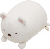 San-x Sumikko Gurashi Super Squishy Plush 15cm Polar-bear