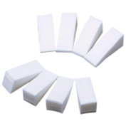 8Pcs Nail Soft Sponges for Colour Fade Manicure Nail Art Accessories
